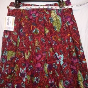 Rare LulaRoe Madison Skirt